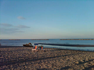 Spiaggia dei Lidi Ferraresi